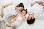 Bố có mặt khi mẹ sinh nở giúp con mạnh khỏe, mẹ giảm trầm cảm sau sinh