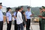Đột nhập 'hang ổ' mua bán người, giải cứu 2 cô gái bị bán sang Trung Quốc