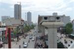 Thi công đường sắt trên cao, Hà Nội cấm nhiều tuyến đường