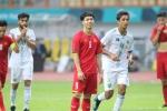 Công Phượng hai lần sút hỏng 11m trận Olympic Việt Nam vs Olympic Pakistan