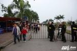 Trước giờ khai ấn đền Trần: 1000 người làm nhiệm vụ an ninh