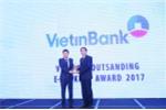 VietinBank nhận giải 'Ngân hàng Điện tử tiêu biểu nhất năm 2017'