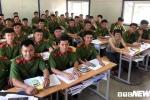 Có 30 chiến sĩ cơ động ở Lạng Sơn đỗ Học viện An ninh
