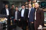 Tổng giám đốc VOV Nguyễn Thế Kỷ: Đài truyền hình VTC sẽ phát triển cùng VOV