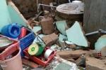 Bão số 4 ở Bình Thuận: 6 tàu đánh cá bị chìm, hơn 50 ngôi nhà tốc mái