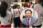 Xử lý 'vì đại cục' khách Trung Quốc mặc áo in bản đồ 9 đoạn, đại biểu Quốc hội bức xúc