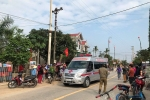 Dựng cây nêu đón Tết, 4 người đàn ông bị điện giật bất tỉnh ở Hà Tĩnh