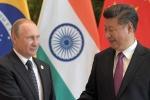 Tổng thống Putin đem kem Nga tặng Chủ tịch Trung Quốc Tập Cận Bình