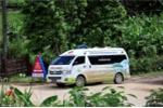 Giải cứu đội bóng Thái Lan vẫn tiếp tục: Thêm 2 cậu bé được đưa ra khỏi hang
