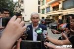 Chủ tịch VFF Lê Hùng Dũng: Anh Tú giữ nhiều chức thì nên đi hỏi anh ấy