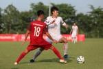 Tiền đạo vô duyên, U23 Việt Nam hoà đáng tiếc trong trận ra mắt HLV mới