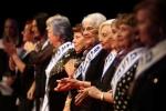 Cụ bà tuổi 93 giành vương miện hoa hậu