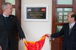 Đại sứ Ted Osius khánh thành trường học Mỹ xây dựng ở Hà Giang