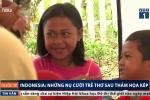 Ấm lòng nụ cười sau thảm họa kép ở Indonesia