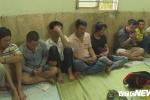 Triệt phá ổ bạc ở Đắk Lắk, bắt 14 đối tượng xóc đĩa ăn tiền