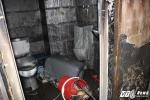 Ảnh: Bên trong phòng hát của quán karaoke cháy khiến 13 người chết