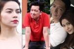 Những mối tình tay ba gây ồn ào showbiz Việt