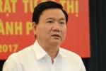Đang điều tra 2 vụ án liên quan đến trách nhiệm của ông Đinh La Thăng