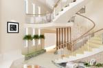 Giải pháp đột phá giúp mẫu cầu thang cũ rích trở nên hiện đại và phá cách hơn