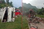 Tai nạn thảm khốc ở Hòa Bình: Chủ tịch UBND xã 'bủn rủn chân tay'
