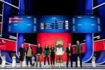 Đồng hành cùng BLV Anh Ngọc trong Lễ bốc thăm chia bảng World Cup 2018
