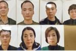 Hà Nội triệt phá ổ nhóm 'tín dụng đen' quy mô khủng, bắt 10 người