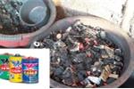 Chất độc trong pin Con Ó dùng để nhuộm cà phê có thể giết người