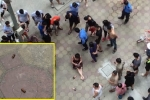 Khám nhà kẻ bắn vợ bị thương ở Hà Nội