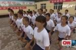 Video: Mục sở thị trại cai nghiện internet ở Trung Quốc được ví như 'địa ngục trần gian'