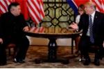 Video: Tổng thống Trump và ông Kim Jong-un hội đàm song phương