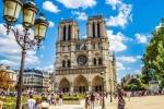 Video: Vẻ đẹp tráng lệ của nhà thờ Đức Bà Paris trước khi bị cháy