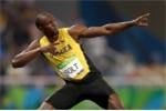 Olympic 2016: Usain Bolt thoải mái vô địch chạy 200m