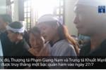 Video: Rơi nước mắt lễ truy điệu 2 phi công hy sinh ở Nghệ An