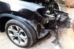 Xe BMW tông gốc me, Chủ tịch huyện tử nạn: Thông tin mới nhất