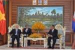 Toan canh chuyen tham Campuchia cua Tong Bi thu, Chu tich nuoc Nguyen Phu Trong hinh anh 11