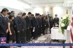 Video: Lễ viếng và mở sổ tang nguyên Tổng Bí thư Đỗ Mười tại Washington