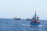 Trượt chân ngã xuống biển, hai ngư dân Huế mất tích nhiều ngày