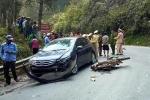 'Bắt vạ' 400 triệu đồng sau tai nạn: Công an tỉnh Lào Cai lên tiếng