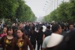 Video: Hàng ngàn người dân Ninh Bình tiễn đưa cố Chủ tịch nước Trần Đại Quang về đất mẹ