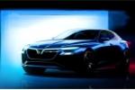 Vinfast ra mắt xe mẫu SUV và Sedan tại Triển lãm Ô tô Paris 2018