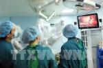 Lần đầu tiên dùng robot phẫu thuật ung thư gan ở Việt Nam
