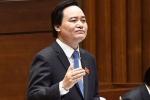 Chưa trả lời chất vấn, Bộ trưởng Phùng Xuân Nhạ đã nhận trách nhiệm
