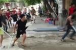 Hai nhóm thanh niên hỗn chiến trong đêm, 6 người thương vong