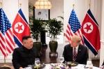 Hai lãnh đạo Mỹ-Triều lạc quan trước khi bước vào bàn đàm phán cân não