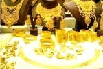 Vàng ngoại lên 'đỉnh' 7 tuần, giá vàng trong nước vẫn đủng đỉnh