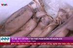Video: Cận cảnh 5 tấn thực phẩm bẩn chờ đưa đến nhà hàng Hàn Quốc ở Hà Nội