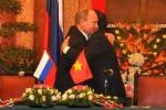 Những hình ảnh đẹp trong chuyến thăm của Tổng thống Putin