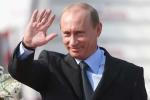 Tổng thống Nga Putin đã đến Hà Nội