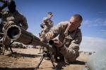 Xem lính bắn tỉa Mỹ luyện tập với súng ngắm