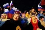 Ukraine: Crưm là lãnh thổ tạm thời bị Nga chiếm đóng